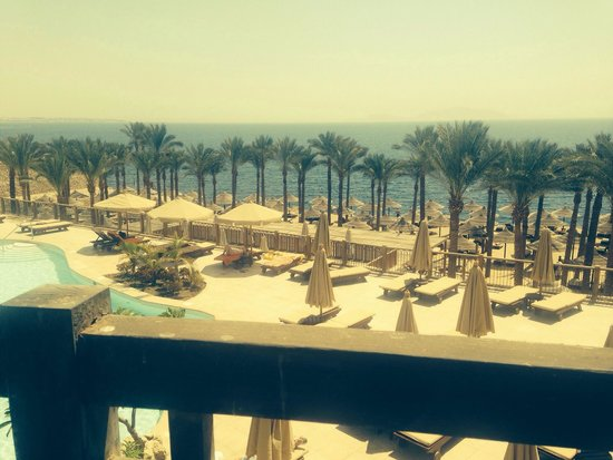 The Grand Hotel Sharm El Sheikh: Our view