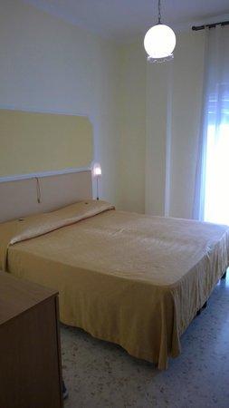 Il Nido Hotel Sorrento: Half view room