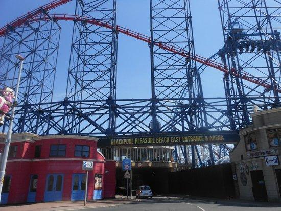 Pleasure Beach : Blackpool