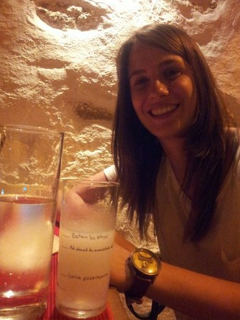 Avlu Bistro & Bar: Avlu hatırası:)