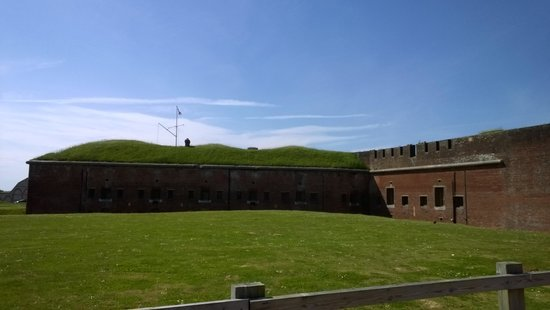 Royal Armouries - Fort Nelson: Fort 1