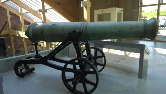 Royal Armouries - Fort Nelson: Fort 2