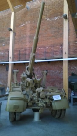 Royal Armouries - Fort Nelson: Fort 4