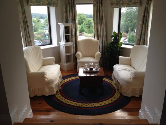 Knockranny House Hotel: Sitting Room Area