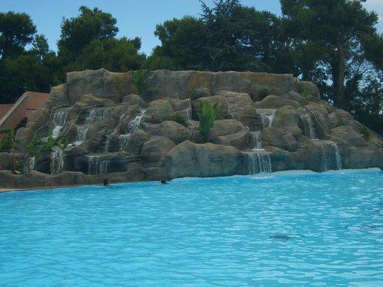 Camping Le Soleil : la piscine
