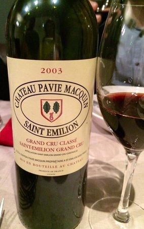 Le Cheval Noir: D'excellents vins