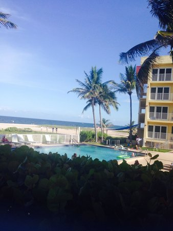 Wyndham Sea Gardens: Room view