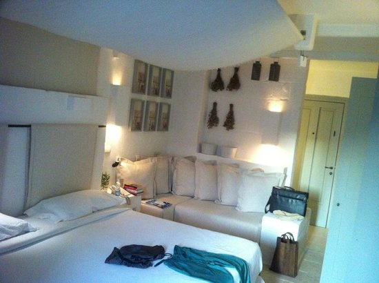 Borgo Egnazia : Ein Zimmer in der Anlage