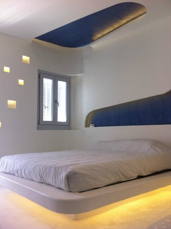 Andronikos Hotel Mykonos : the free upgrade room