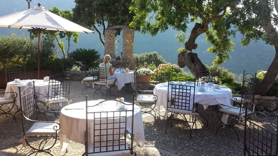 Finca Hotel Albellons Parc Natural: the dining place