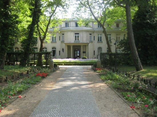 Haus der Wannsee-Konferenz: murders drive