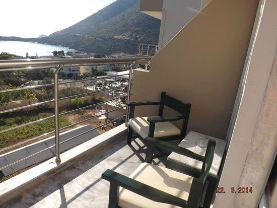 Atali Village: balcon denotre chambre vue sur mer