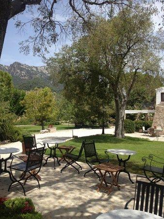 Finca Hotel Son Palou: dining area