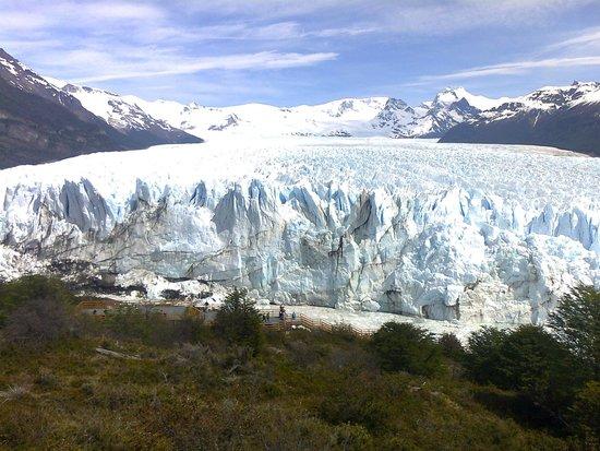 el lago argentino: