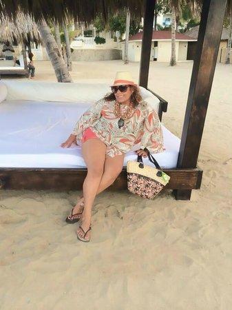 Cofresi Palm Beach & Spa Resort : hermosa playa