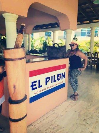 Cofresi Palm Beach & Spa Resort : pesima comida