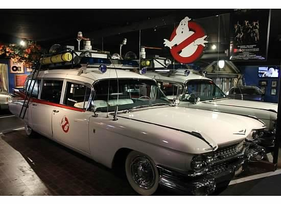 Hollywood Star Cars Museum : Ghostbuster's Car