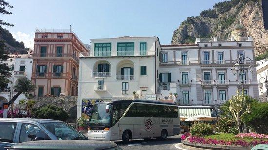A'  Scalinatella Hostel and  Hotel: Atrani