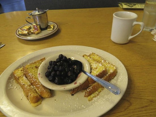 The In Place: My Breakfast, French Toast