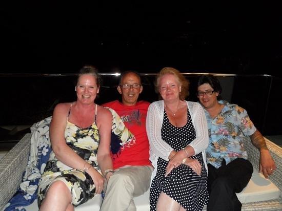 TUI SENSIMAR Sea Breeze by Atlantica: new friends