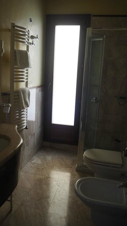 Hotel Villa Orio: Bathroom