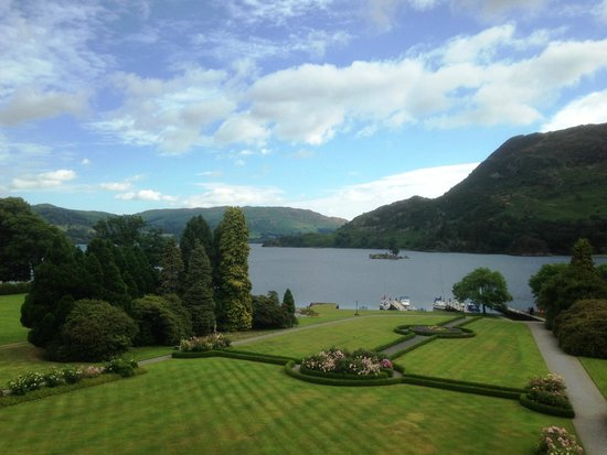 Inn on the Lake: View from bedroom