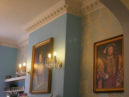 Hands Georgian Tea Rooms