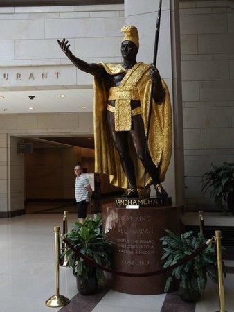U.S. Capitol: King Kamehameha