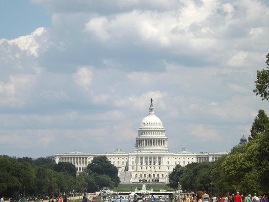 U.S. Capitol : Our Capitol from the Mall