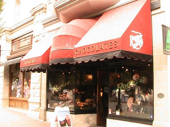 Rogers' Chocolates: Roger's Chocolates
