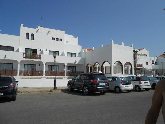 Hotel Hesperia Bristol Playa: hotel