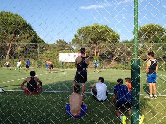 Gloria Golf Resort: Futsal Pitch