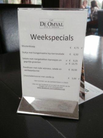 Cafe De Omval