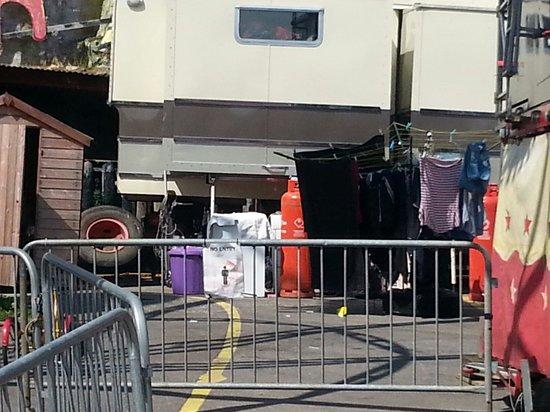 Barry Island Pleasure Park: Washing go round