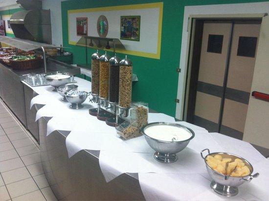 Villaggio Welcome Riviera d'Abruzzo - WelcomeVillaggi: Il buffet della colazione