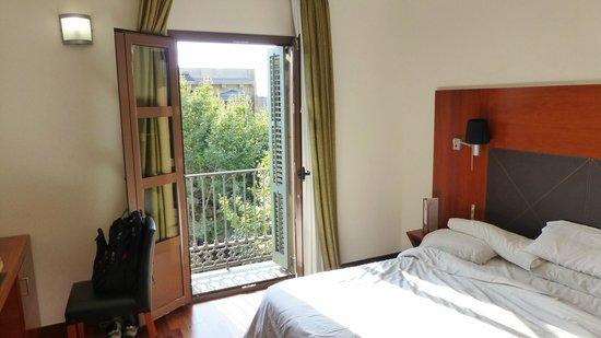 BCN Urban Hotels Gran Ronda : room 504, good one!