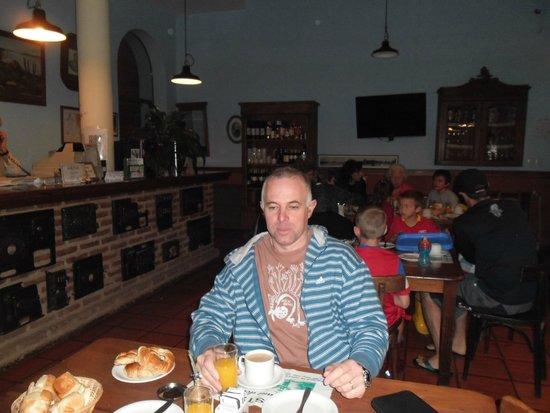 Hosteria del Puerto: comedor restaurant