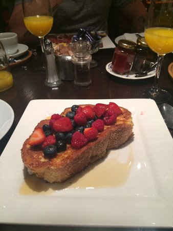 Brambles Boutique Rooms: French toast