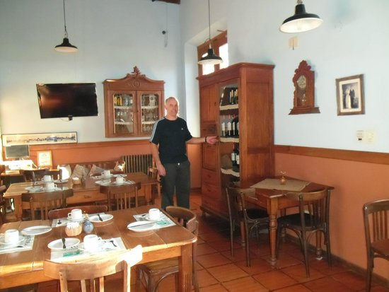 Hosteria del Puerto: restaurant