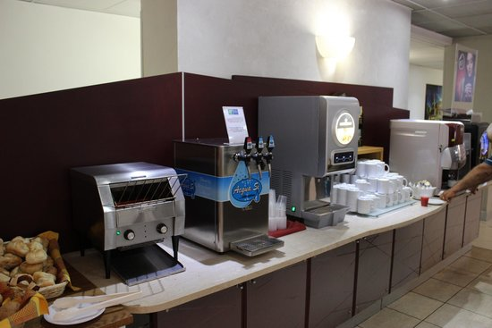 Holiday Inn Express Rome - San Giovanni : Café da manhã