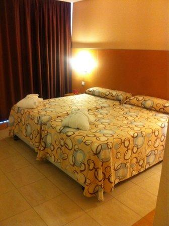 Hotel Levante Club & Spa: habitacion premium camas