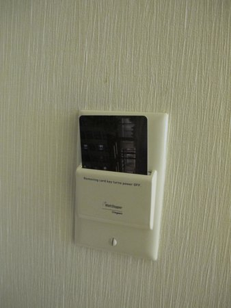 Chicago Marriott Naperville: Request an extra key just for electricity!
