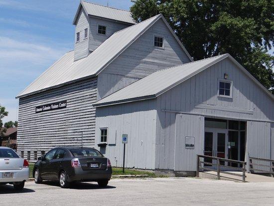 Amana Colonies National Historic Landmark: Visitors Center