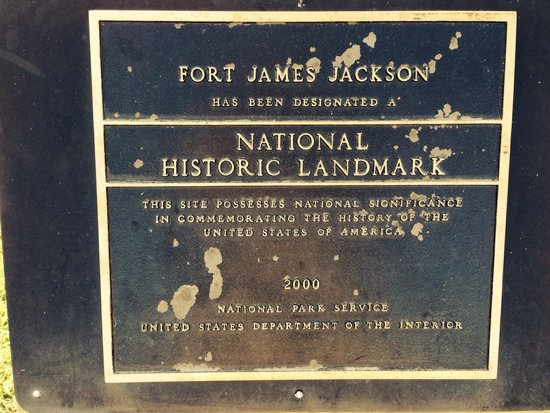 Old Fort Jackson: Old Ft Jackson