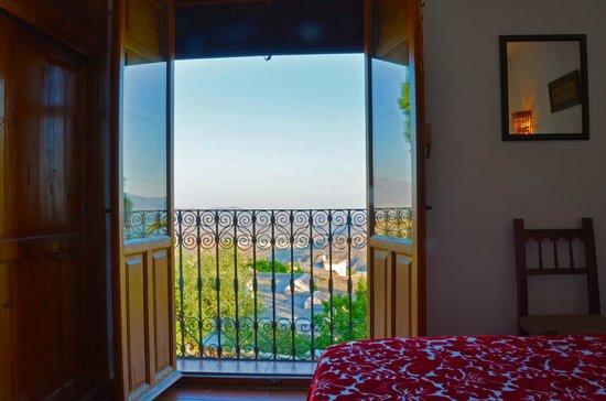 Balcón de Válor: Dormitorio casa Nº2