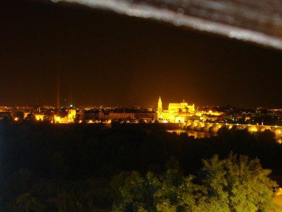 Hesperia Córdoba: Vistas desde la terraza de la azotea