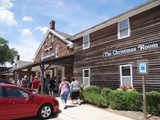Amana Colonies National Historic Landmark: General Store