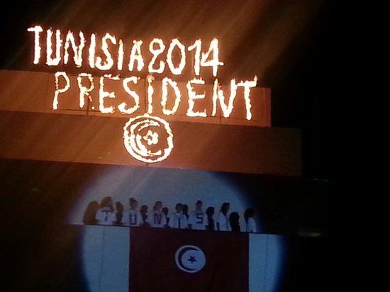 Hotel Club President: Sera di festa per la Tunisia 25 luglio