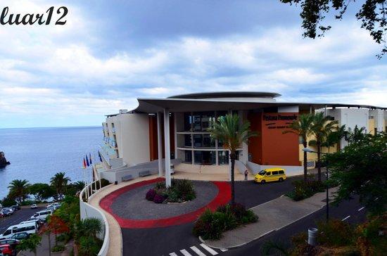 Pestana Promenade Ocean Resort Hotel: O hotel Promenade.