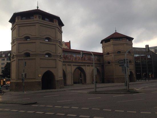 Marienplatz: Valentin-Karlstadt